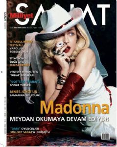 MILLIYET SANAT - TURKEY MAGAZINE (JUNE 2019)